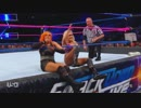 『WWE』 -Smackdown Live- Carmella & Natalya vs Charlotte Flair & Becky Lynch 【2017/10/03】