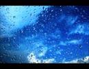 雨の日にパソコンで仕事をする音(睡眠用・作業用BGM)