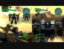 【地球防衛軍4.1】経験者と初心者の画面分割ハデスト道中記【実況】part53