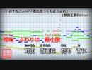 第76位:【歌詞付カラオケ】君氏危うくも近うよれ【おそ松さんOP】(A応P) thumbnail