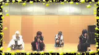 【刀剣乱舞】伊達組でダンスロボットダンスを踊ってみた【team伊達漢】