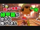 緑甲羅が降ってきた?!マリオカート8DX(241)