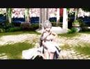 【MMD】僕らの街に愛が降る夜だ Tda HMS illustrious wedding dress