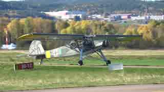 ドイツの偵察機 フィーゼラー Fi 156
