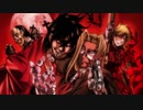 hellsing OVA アニメED+THE DOWN