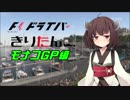 【F1 2016】F1ドライバーきりたん:モナコGP編