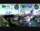 【地球防衛軍4.1】経験者と初心者の画面分割ハデスト道中記【実況】part55