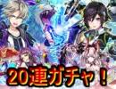 黒猫のウィズ 幻魔特区RELOADEDガチャ 20連!