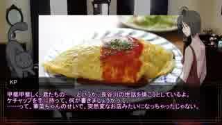 【うっかり連載作品】黒薔薇館の怪~第五話【CoC】