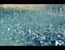 激しい雨の音(睡眠用・作業用BGM)