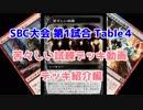 【SBC大会】苦々しい試練デッキ【ファン枠で出場してきました】