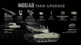 近代化改修されたM60パットン(修正版)