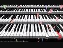東武鉄道 発車メロディ 「Memoria」「Crystal Clear River」[MIDI]