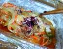 惣菜のカレイ唐揚げ甘酢あんかけの中が生の嫌がらせをされました