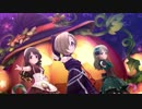 Halloween♥Code 非標準:卯月 小梅 森久保