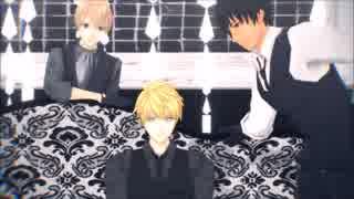 【Fate/MMD】蒼銀男鯖でBlackOut