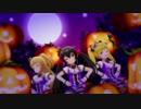 【デレステMV/ソフト】Halloween♥Code【セクシーパンサーズ】