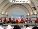 """""""Ek Thi Ladki"""" and """"Criminal""""Namaste India 2012. ボリウッドダンス"""