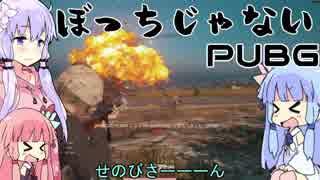 【PUBG】ぼっちじゃないPUBG【VOICEROID実況】