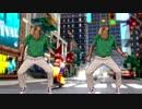 マリオオデッセイにルイージが出ないっぽいので緑シャツおじさんが踊っ