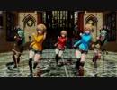 【Ray-MMD艦これ】プリンツ・シグナル with 鈴谷ツインズ『一騎当千』