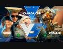 CanadaCup2017 スト5 Pool9 LosersFinal ウメハラ vs CommanderJesse