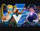 CanadaCup2017 スト5 TOP32Winners NuckleDu vs GO1
