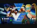 CanadaCup2017 スト5 TOP16Winners ProblemX vs ふ~ど