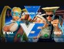 CanadaCup2017 スト5 TOP12Losers ふ~ど vs NuckleDu