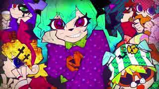 【VOCALOID】ミシュマシュパンプキンナイト【ハロウィン曲】 thumbnail