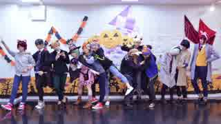 【A3!】Happy Halloweenを踊ってみた【コスプレ】
