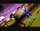 【狼音アロ&獣音ロウ】drop pop candy【UTAUカバー+MMD】