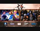 CanadaCup2017 スト5 5on5 LosersSemiFinal Japan3 vs EU