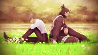 【MMD刀剣乱舞】黒田の槍と打刀の妄想感傷代償連盟