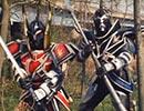 超人機メタルダー 第7話「ゴールを決めろ!タグ兄弟との炎の決闘」