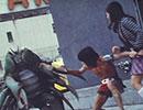 仮面ライダーアマゾン 第9話「ゆけアマゾン!カニ獣人の島へ!」