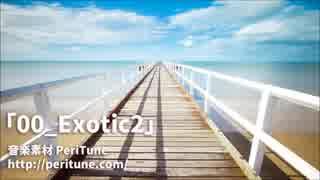 【フリーBGM】海や南国のような雰囲気の民族音楽