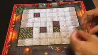 フクハナのボードゲーム紹介 No.197『HONG:双頭の龍』