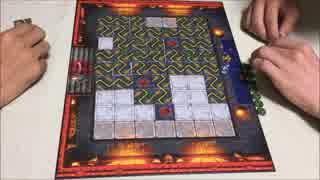 フクハナのボードゲーム対決『HONG:双頭の龍』