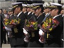 平成29年度 遠洋練習航海部隊 帰国行事