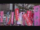 トランプ大統領訪日歓迎街宣・反トランプデモ(中核派)カウンター 2/2