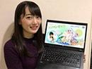 【エロマンガ先生】和泉紗霧フィギュアを藤田茜がご紹介!