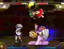 第二回さいたま大会 Block B Game 04 M-3(咲夜) vs 空目信者もや(紫)