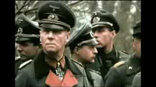 ドイツ軍の将軍と指揮官達