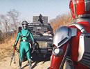 超人機メタルダー 第8話「さらばバーロック!鉄仮面の秘密」