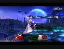 スマブラfor3DS/WiiU 対戦動画59 アイク(拝)vsロゼッタ