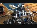 ドラム歴一年の中二がシュガーソングとビターステップ叩いてみた訂正版