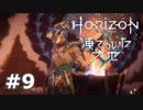 【DLC】Horizon Zero Dawn【凍てついた大地】#9