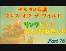 実況とはよべないゲームプレイ【のんびり冒険 ゼルダの伝説BotW】76
