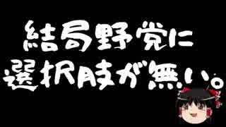 【ゆっくり保守】小池百合子氏、希望の党代表を辞任。